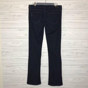 PAIGE Manhattan Boot Cut Dark Wash Jeans Size 32